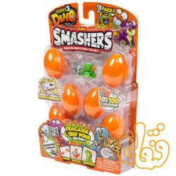 اسماشرز سورپرایز 6 عددی ZURU Smashers 7438