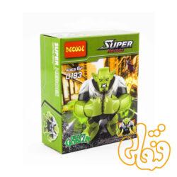 ساختنی لگو گرین گابلین 0183