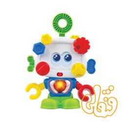 ربات فعال وین فان Super Activity Robot 698