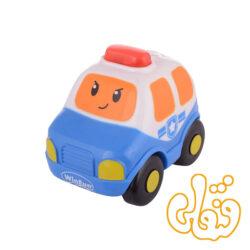ماشین پلیس کوچک وین فان Go Go Drivers 1152