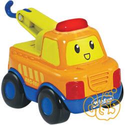 ماشین جرثقیل کوچک وین فان Go Go Drivers 1159
