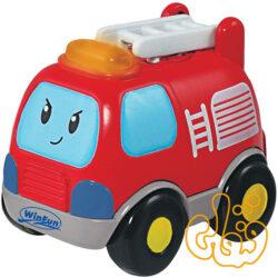 ماشین آتش نشانی کوچک وین فان Go Go Drivers 1153