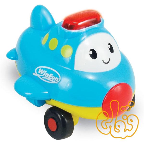 هواپیما کوچک وین فان Go Go Drivers 1160