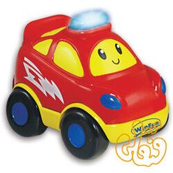 ماشین اسپرت کوچک وین فان 1158 Go Go Drivers