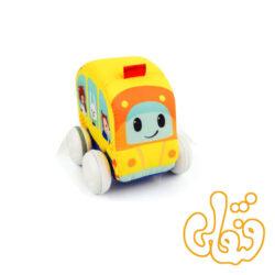 ماشین اتوبوس مدرسه پارچه ای عقب کش وین فان 188