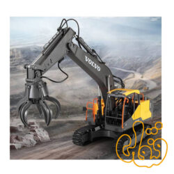 ماشین بیل مکانیکی کنترلی مدل Excavator Volvo E568-003
