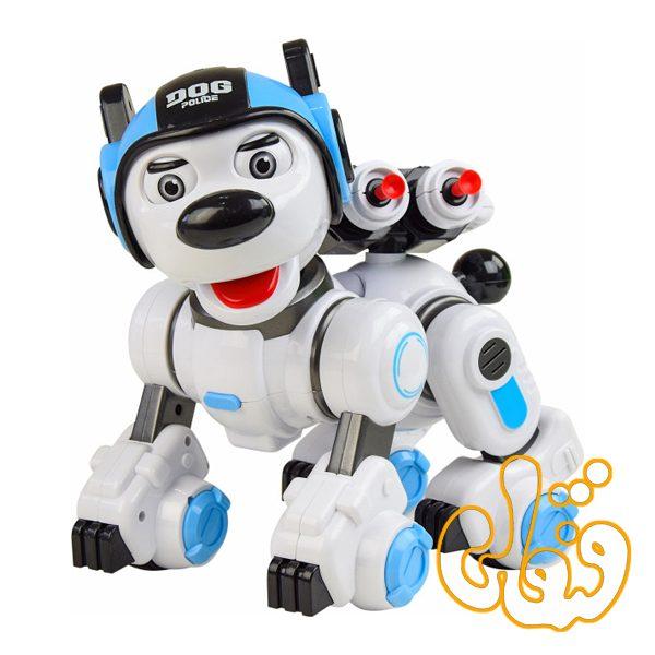 ربات سگ کنترلی Intelligent Police Dog 1901