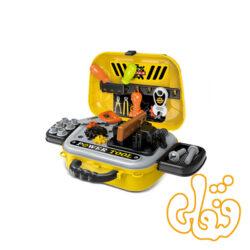 کیف ابزار بند دار 2 کاره Deluxe Tools Set 008-932A