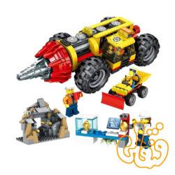 ساختنی لگو ماشین معدن 6960