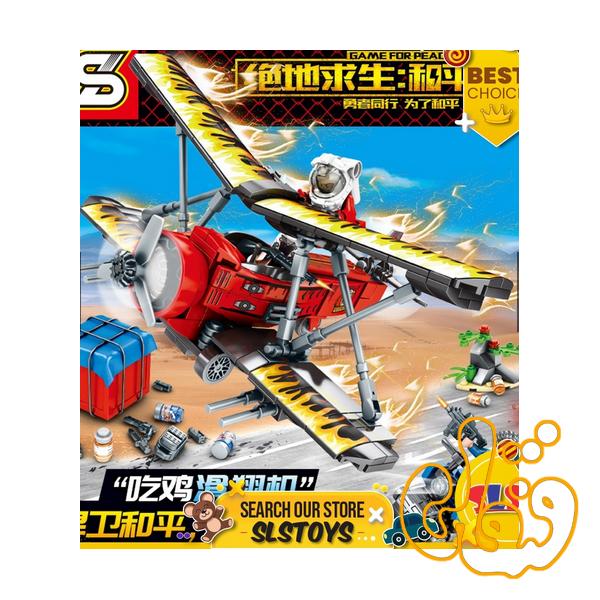 ساختنی لگو هواپیما 7202