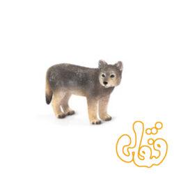 توله گرگ Timber Wolf Cub 387244