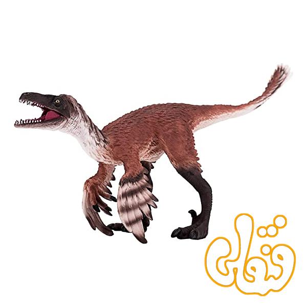 دایناسور تروودون با فک متحرک Troodon with Articulated Jaw 387389