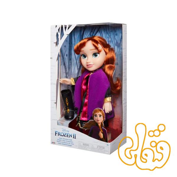 عروسک آنا فروزن Anna Adventure Doll 20282