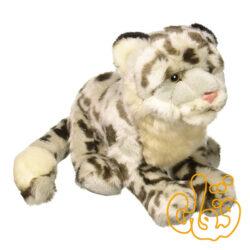 عروسک پلنگ برفی للی Leopardo Delle Nevi Medio NGS 770817