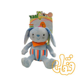 عروسک موزیکال نوزادی خرگوش یانیک 100145A