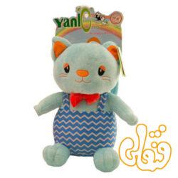 عروسک موزیکال نوزادی گربه یانیک 100146A