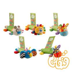 عروسک های دستی سوسیسی یانیک 100137