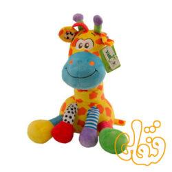 عروسک نوزادی زرافه یانیک 100139