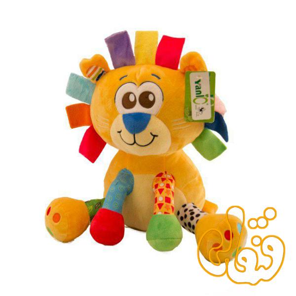 عروسک نوزادی شیر یانیک 100141