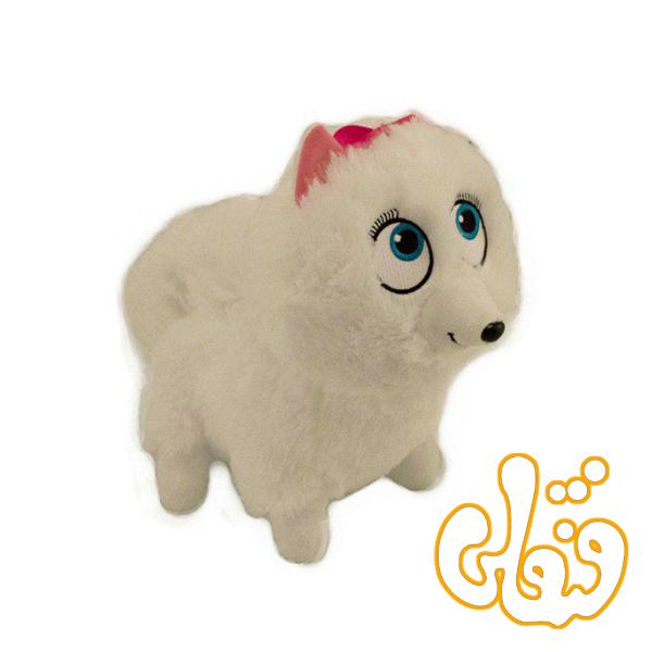 عروسک سگ گیدگت یانیک 100163
