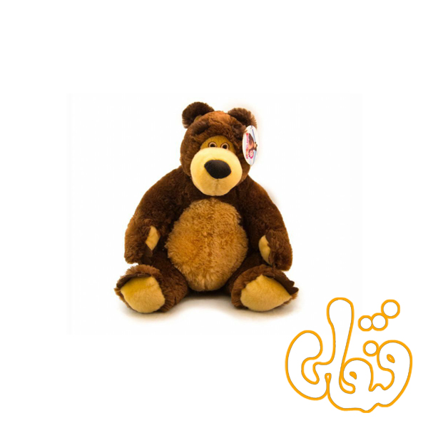 عروسک خرس میشا 008