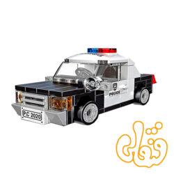 ساختنی لگو ماشین پلیس 22019