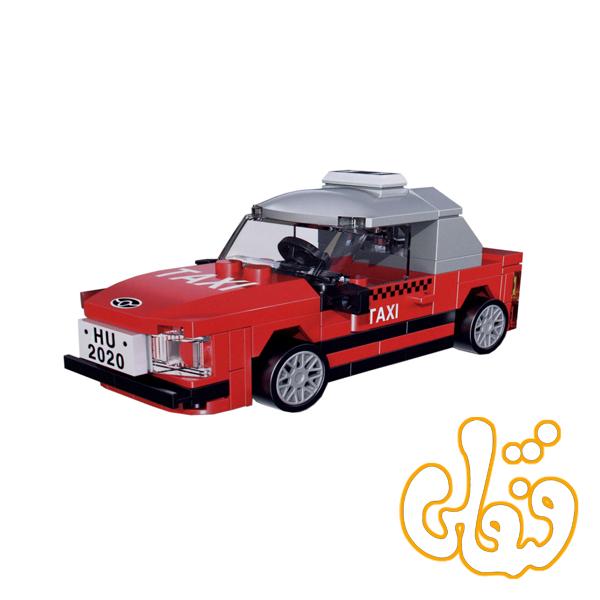 ساختنی لگو ماشین تاکسی 22020
