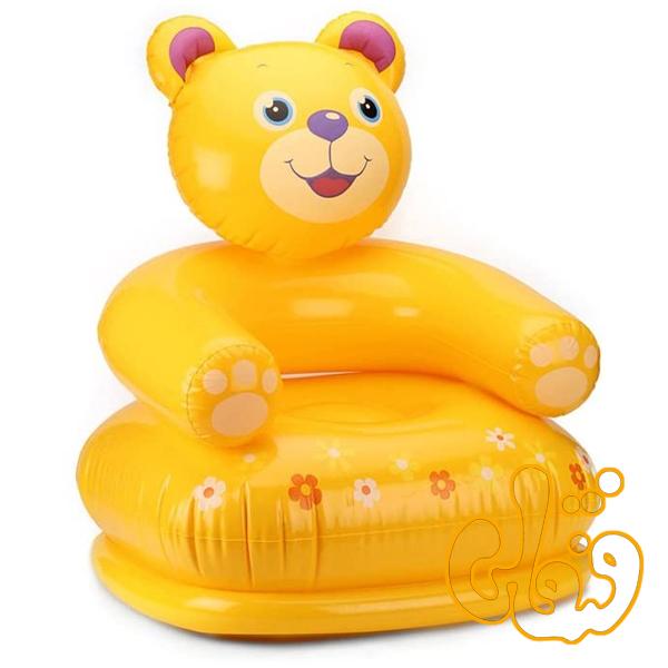 صندلی بادی خرس اینتکس 68556