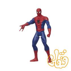 عروسک فیگور اسپایدرمن سخنگو Spider-Man B1461