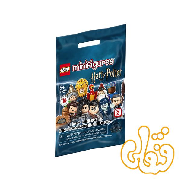ساختنی لگو مینی فیگور هری پاتر سری 2 Lego Minifigures Harry Potter Series 2 71028