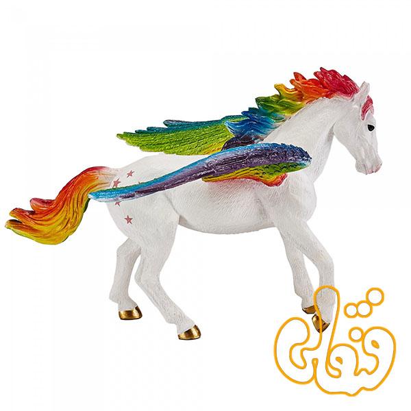 اسب پگاسوس رنگین کمان موجو فان