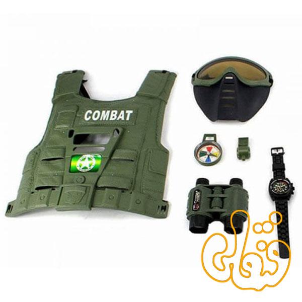 ست تفنگ و لوازم نظامی 34280