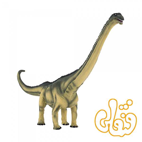 فیگور دایناسور مامنچیساروس موجو فان Deluxe Mamenchisaurus Mojo Fun 387387