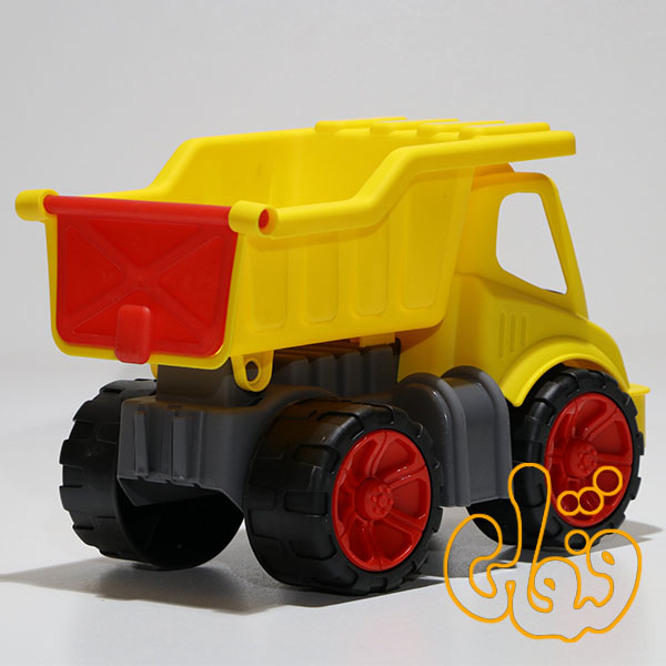 کامیون کمپرسی بزرگ کیوان