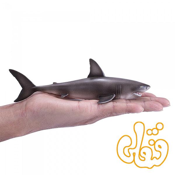 کوسه سفید بزرگ موجو فان Great White Shark Mojo Fun 381012
