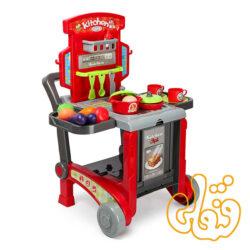 آشپزخانه سرآشپز کوچولو و کیف مخصوص 008-930