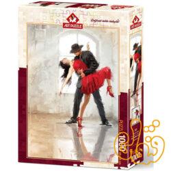 پازل رقص شوق The Dance of Passion 4381