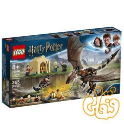 ساختنی لگو هری پاتر Hungarian Horntail Triwizard Challenge 75946
