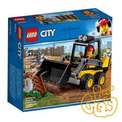 ساختنی لگو لودر ساختمانی Construction Loader 60219