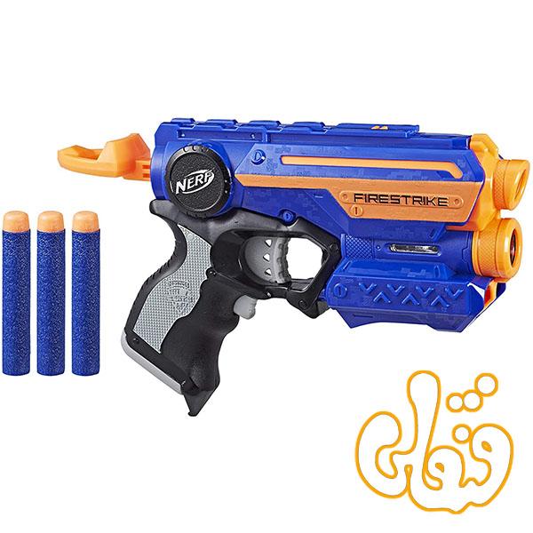 تفنگ نرف کوچک حمله آتشین Nerf Firestrike A0709