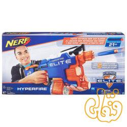 تفنگ نرف آتش فوق العاده Nerf Hyperfire B7661