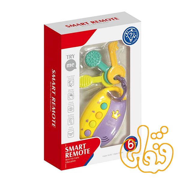 ریموت و دسته کلید نوزادی HE8026