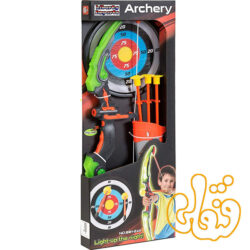 تیر و کمان چراغدار با سیبل Archery Light-up the Night! 881-24A
