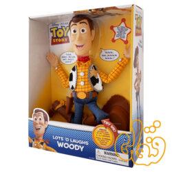 عروسک داستان اسباب بازی ها وودی خیلی می خندد Lots 'o Laughs Woody 64082