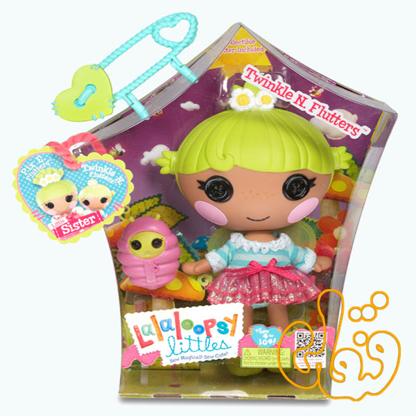 عروسک لالالوپسی کوچولو Lalaloopsy Littles 514053E4C