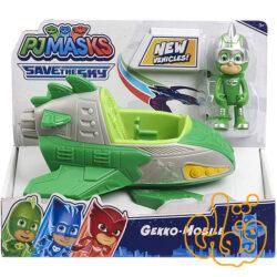 جت گکو پی جی ماسک PJMASKS Gekko-Mobile 95823