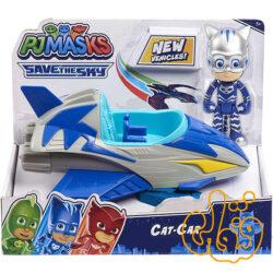 ماشین کت بوی پی جی ماسک PJMASKS Cat-Car 95821